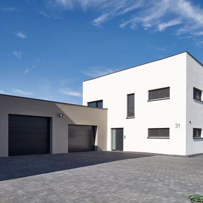 Einfamilienhaus Fassade